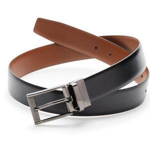 PERRY ELLIS Reversible belt, 32